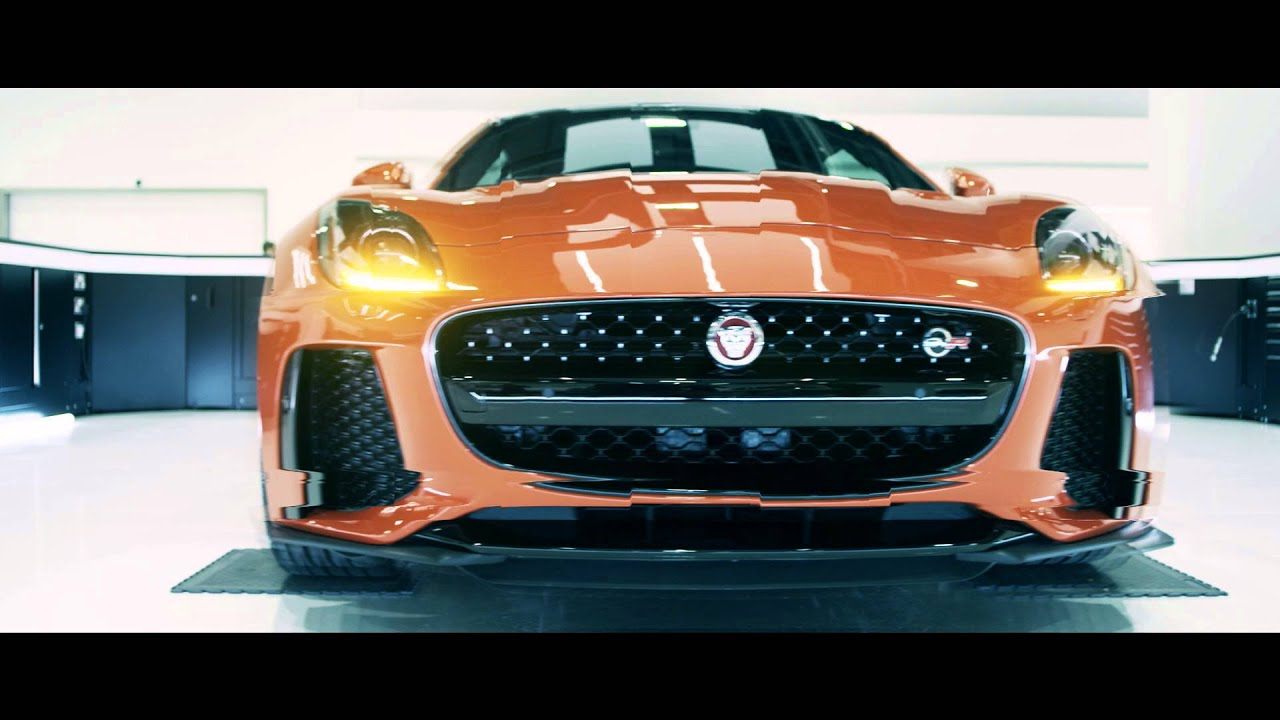 Introducing the Jaguar F-TYPE SVR | JaguarUSA