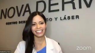 Manifestaciones en la piel de pacientes con COVID-19