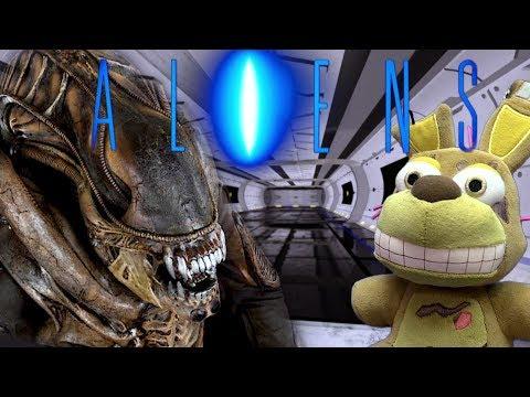 connectYoutube - FNAF Plush Movie: Aliens