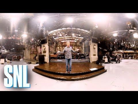 Will Ferrell's 360° Tour of Studio 8H - SNL