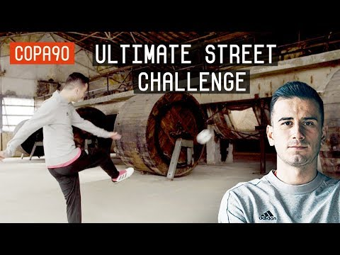 Ultimate Beşiktaş Street Challenge with Oğuzhan Özyakup | European Nights