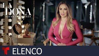 La Doña 2   Entrevistas con el elenco de La Doña 2   Telemundo