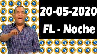 Resultados y Comentarios La Florida Noche (Loteria Americana) 20-05-2020 (CON JOSEPH TAVAREZ)