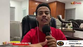 ALTAR DE ORACION MUNDIAL#251 EL REINO DE DIOS EDDIE Rivera Candelita