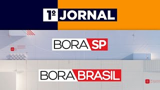 [AO VIVO] 1º JORNAL,  BORA SP E BORA BRASIL - 02/07/2020