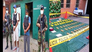 Lucha contra el narcotráfico no cesa