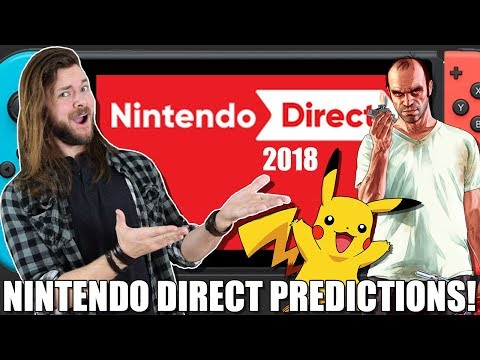 connectYoutube - ALL Upcoming Nintendo Direct Predictions, Theories & Rumors!