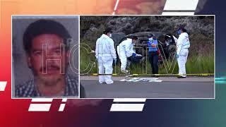 Conductor muere calcinado #MóvilTGU