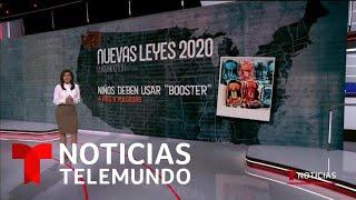 Estas son las nuevas leyes que entran en vigor este 1 de enero   Noticias Telemundo