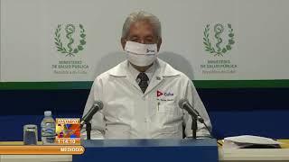 Confirman autoridades sanitarias cinco nuevos casos positivos a la COVID-19 en Cuba