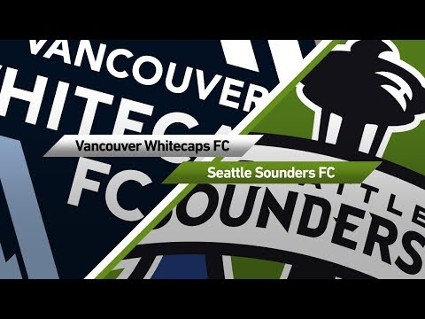 Highlights: Vancouver Whitecaps vs. Seattle Sounders | October 29, 2017