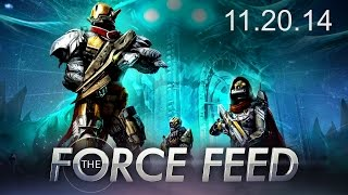 Force Feed - Destiny Free Trial, WoW 10 Million, New Releases