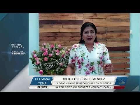 La oración que reconcilia con el Señor - Rocío Fonseca de Méndez