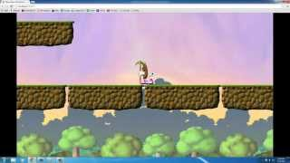Platform Game Development w/ Construct 2 - 12 - Animating Jumping