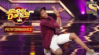 "Satyam का ""तू ही रे"" सूपर Performance ने किया Shilpa को Impress | Super Dancer Chapter 3 - SETINDIA"