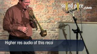How to Record Jazz Trumpet with the Lauten Audio Torch ST-221s