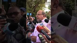 Héctor Olivo sobre reunión del CP del PLD