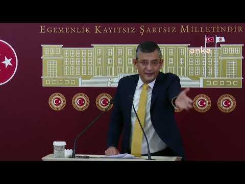 ÖZGÜR ÖZEL BASIN TOPLANTISI 10/06/2021