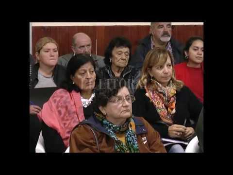REUNION EN EL CONCEJO POR LA PROBLEM�TICA DE LAS ADICCIONES EN LA CIUDAD