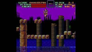SNES Longplay: Super Castlevania 4 Walkthrough