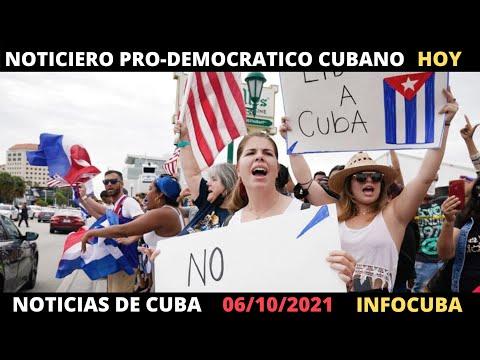Noticias de Cuba Hoy *** REGIMEN !! Intenta Disolver PROTESTAS del 20N
