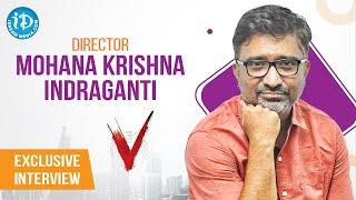 Director Mohana Krishna Indraganti Latest Exclusive Interview | V Movie | Nani | Sudheer Babu - IDREAMMOVIES