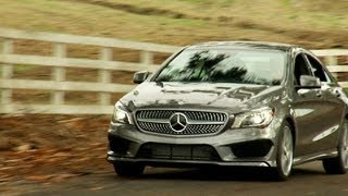 Mercedes-Benz CLA250: Just too little Mercedes? (CNET On Cars, Episode 36)
