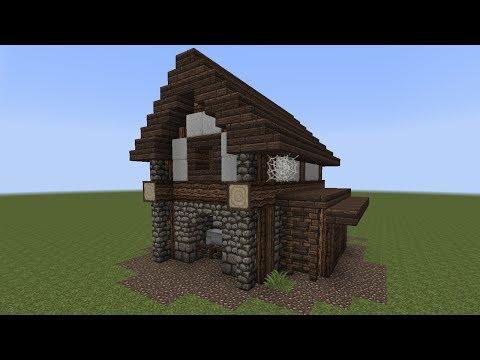 Minecraft mittelalter rathaus tutorial download youtube mp3 for Minecraft holzhaus