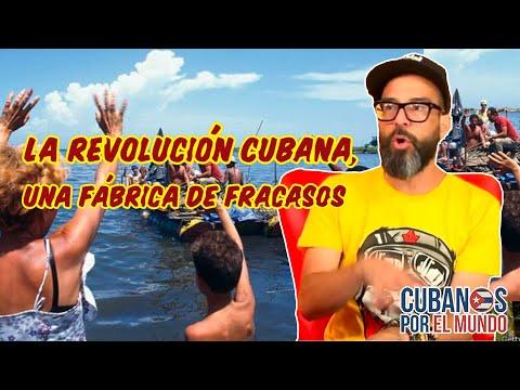 ¿Quiénes son los fracasados Otaola responde al régimen cubano tras burlarse de su manifestación.