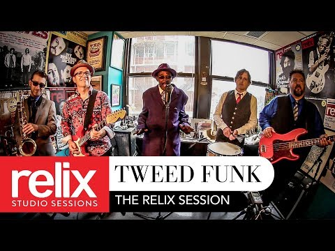 connectYoutube - Tweed Funk l 8/2/17 l Relix Studio Sessions