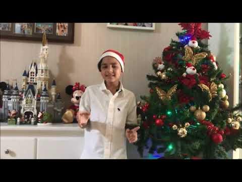 Homenagem de Natal - 4º Ano B - Profa. Tatiana