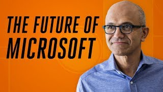 Exclusive: the future of Microsoft with Satya Nadella