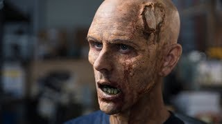 How to Apply Zombie Prosthetic Makeup!