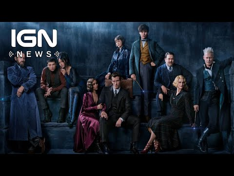 connectYoutube - Fantastic Beasts Director Says Each Film Will Be Set in a Different City - IGN News