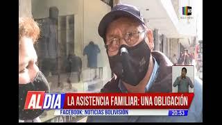 La asistencia familiar es una obligación ¿la cumplen en Bolivia