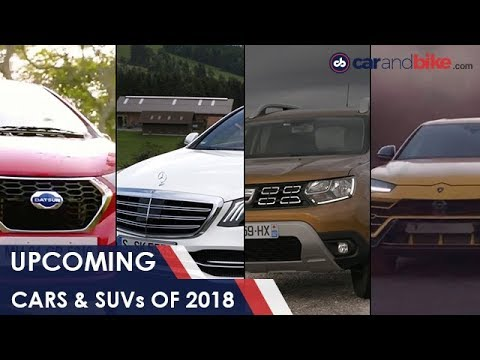 connectYoutube - Upcoming Cars and SUVs For 2018 | NDTV carandbike