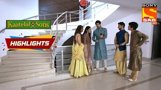 Agni's Good News | Kaatelal backslashu0026 Sons | Episode 144 | Highlights - SABTV