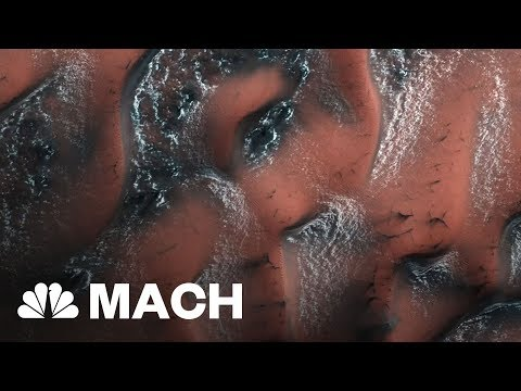 New Discovery Of Water On Mars Could Help Future Missions To The Planet | Mach | NBC News
