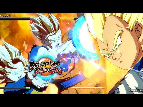 connectYoutube - EPIC FINISH!! Dragon Ball FighterZ Open Beta | Online Match #1