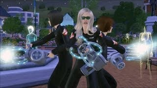 Sims 3 Machinima - Ghost Busters