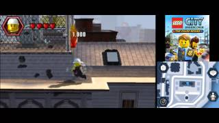 LEGO City Undercover (3DS): The Chase Begins - Walkthrough Part 12 - Tracking Down Rex Fury