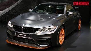 Mini Convertible and BMW M4 GTS - Tokyo Motor Show 2015