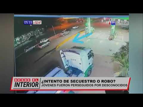 Persecución a hijo de intendente de San Lázaro en Concepción