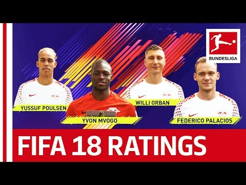 EA SPORTS FIFA 18 - Leipzig Players Rate Each Other