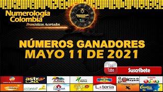 ¡Números calientes para la lotería! hoy MARTES 11 de mayo 2021 – Numerología Colombia ????????????????????