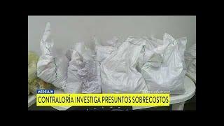 Detalles de los contratos por los que la Contraloría investiga al alcalde de Medellín