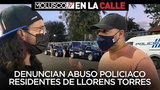 ¿ ABUSO POLICIACO  Residentes de Lloren Torres hablan con #ElEnmascarado