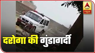 Prayagraj: Brazen overreach of power by police official - ABPNEWSTV