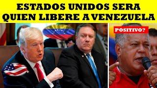 ESTADOS UNIDOS, SERA QUIEN LIBERE A VENEZUELA !!!