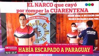 Descubren a NARCO por NO CUMPLIR la CUARENTENA - El Noti de la Gente